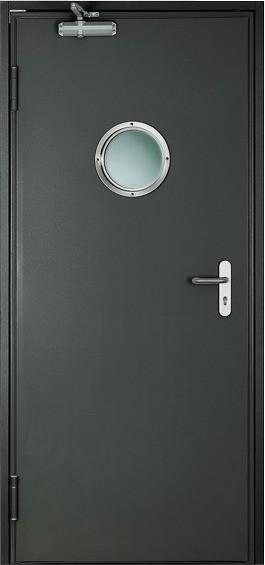 Дверь техническая СП518