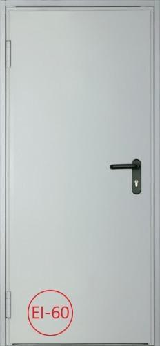 Дверь техническая противопожарная СП511