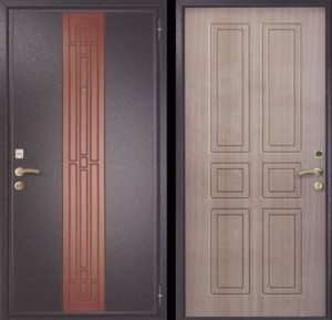 Входная металлическая дверь СП327